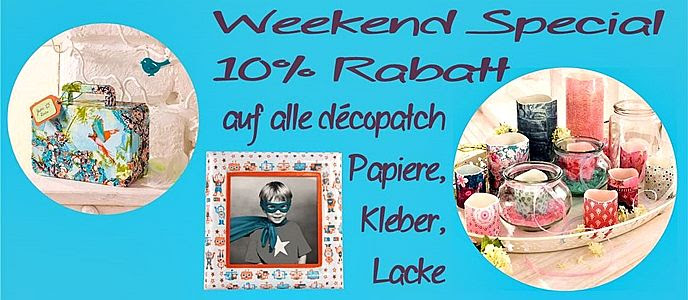 Weekend Special 18/15