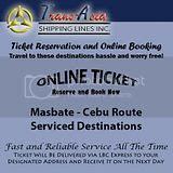 Trans-Asia Shipping Masbate-Cebu Route