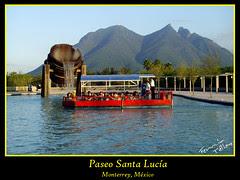 Inicio del Paseo Santa Lucía