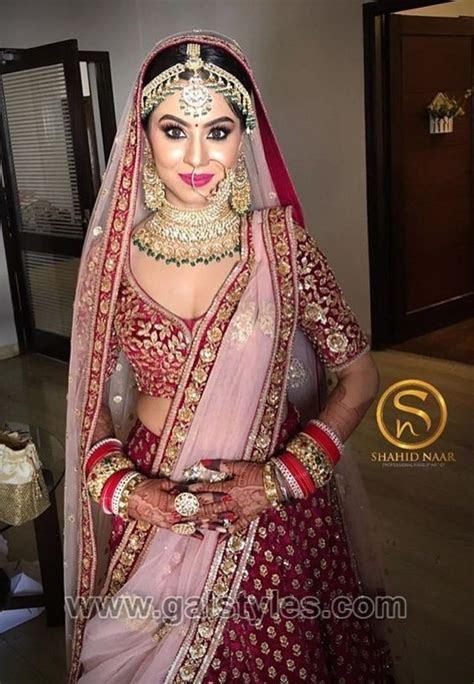 Latest Indian Bridal Dresses Designs Trends 2018 19