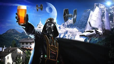 Pop Culture Pairing: Star Wars   Tap Trail