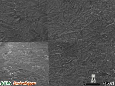 Knox township, Ohio satellite