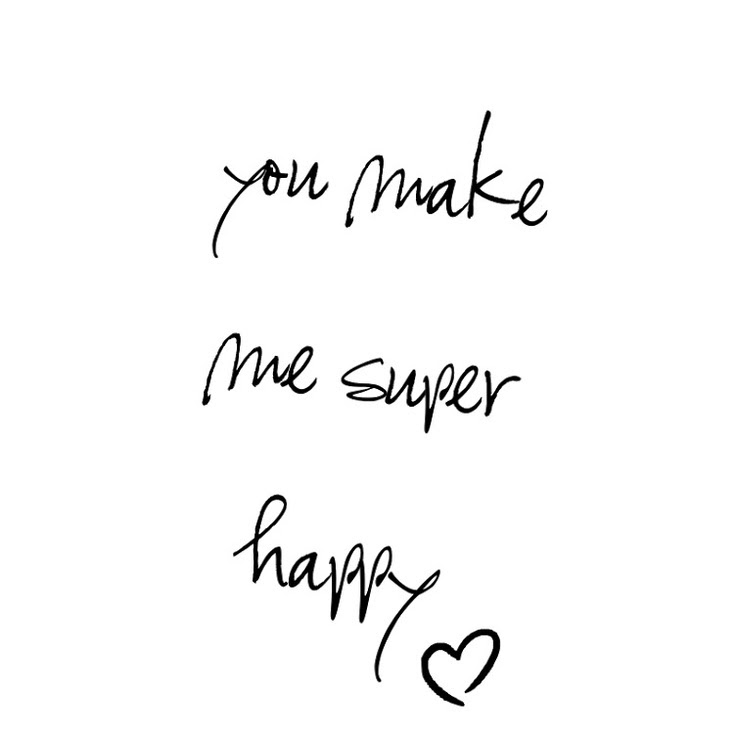 You Make Me So Happy Quotes Tumblr Daily Happy Quotes Quotesgram