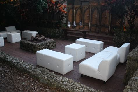 White Lounge Furniture Wedding Rentals Outdoor Nj Drop