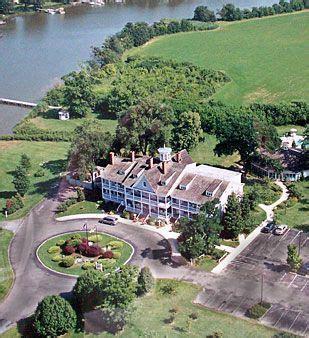 Historic Kent Manor Inn and Hotel, Kent Island, Maryland