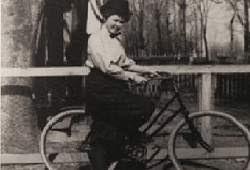 A bicicleta revolucionou o sexo e a genética?