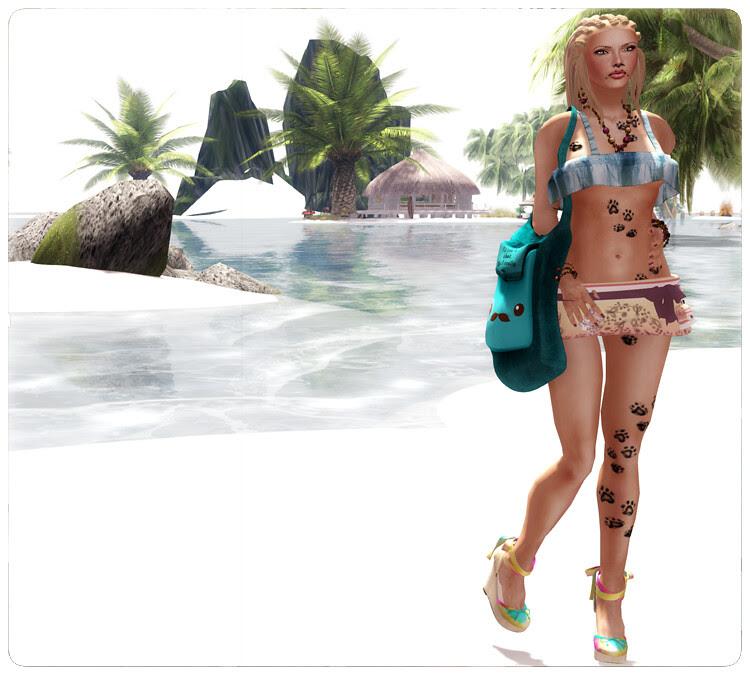 Beach Days 19-4