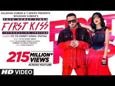 First Kiss Yo Yo Honey Singh Ft Ipsitaa Official Music Video Free Download