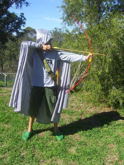 The Silver Arrow, shooting