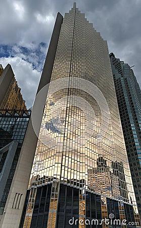 Royal Bank Of Canada Headquarters, Toronto Stock Photo ...