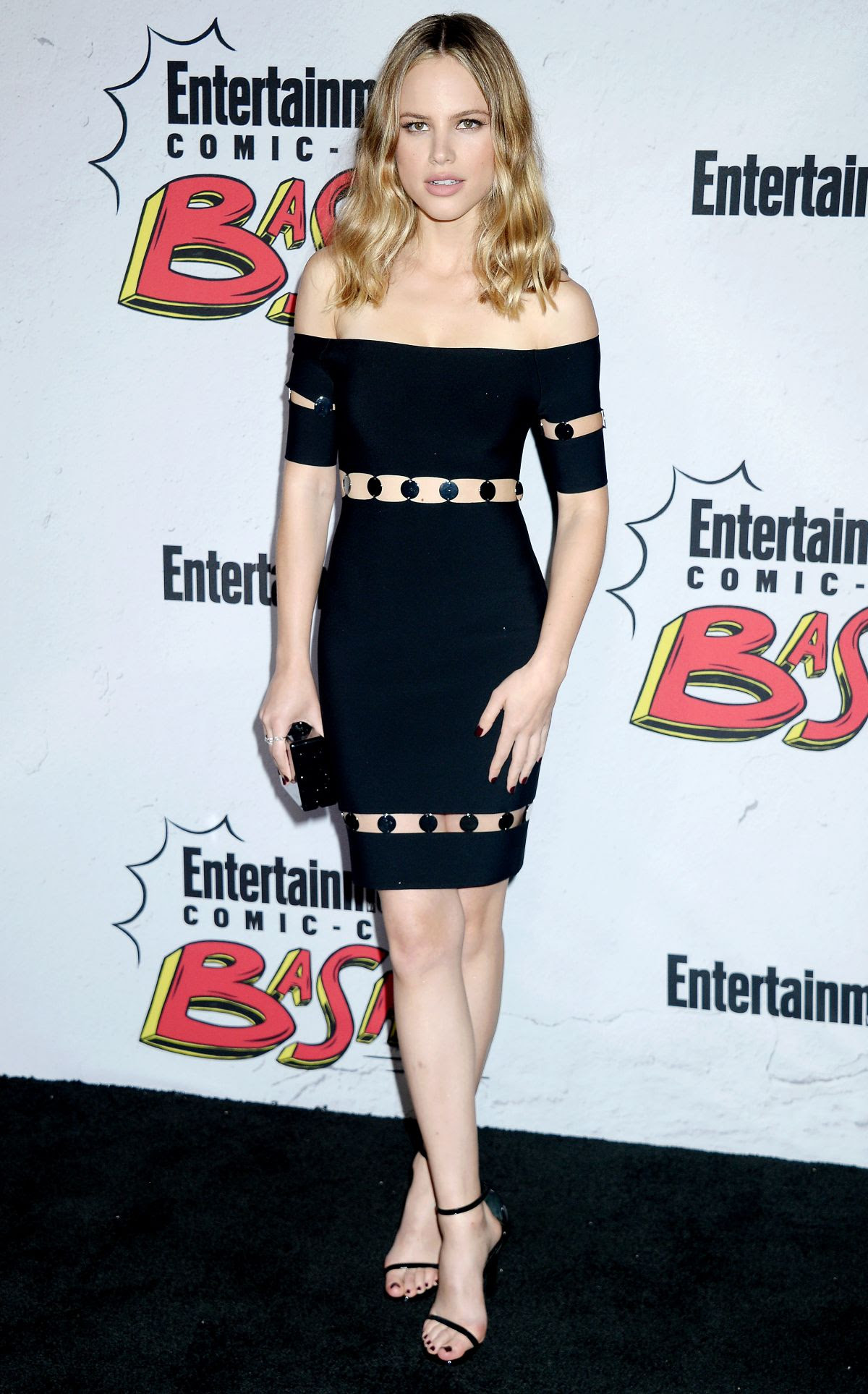 HALSTON SAGE at Entertainment Weekly