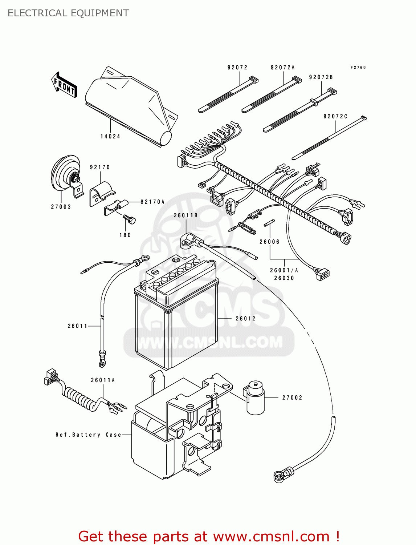 30 Kawasaki Bayou 250 Wiring Diagram - Wiring Database 2020