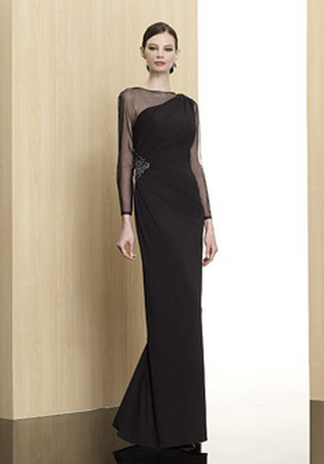 long sleeve dresses for wedding guest