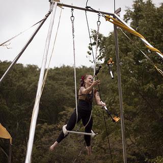 trapeze.