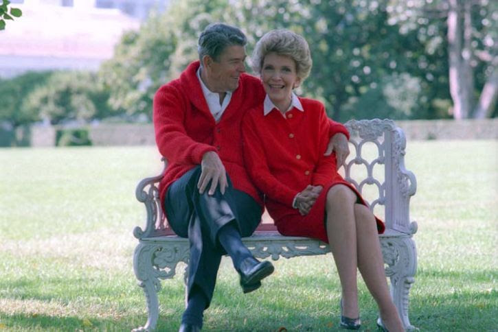 Nancy and Her Ronnie: 4 Marriage Lessons the Reagans Taught Us