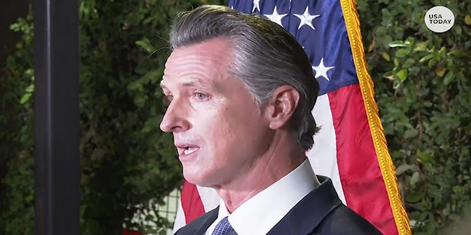 Gov. Newsom beats attempted recall from office against challengers, including Larry Elder