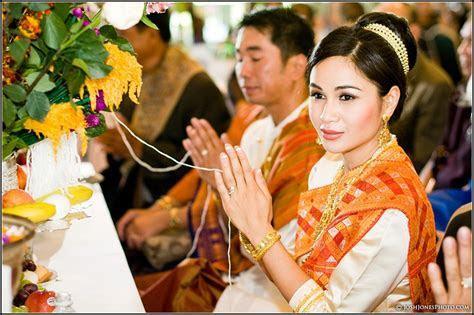 Traditional Laos Wedding Photos   Vanida and Rick's