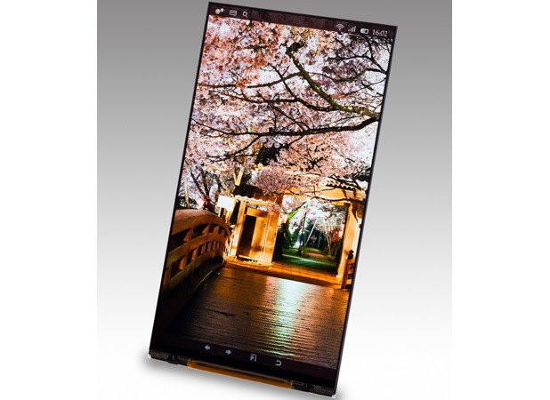 Japan Display joins the Quad HD phone screen party with 54 and 62inch LCDs