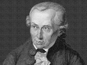 Immanuel Kant (Imagine: Wikipedia)