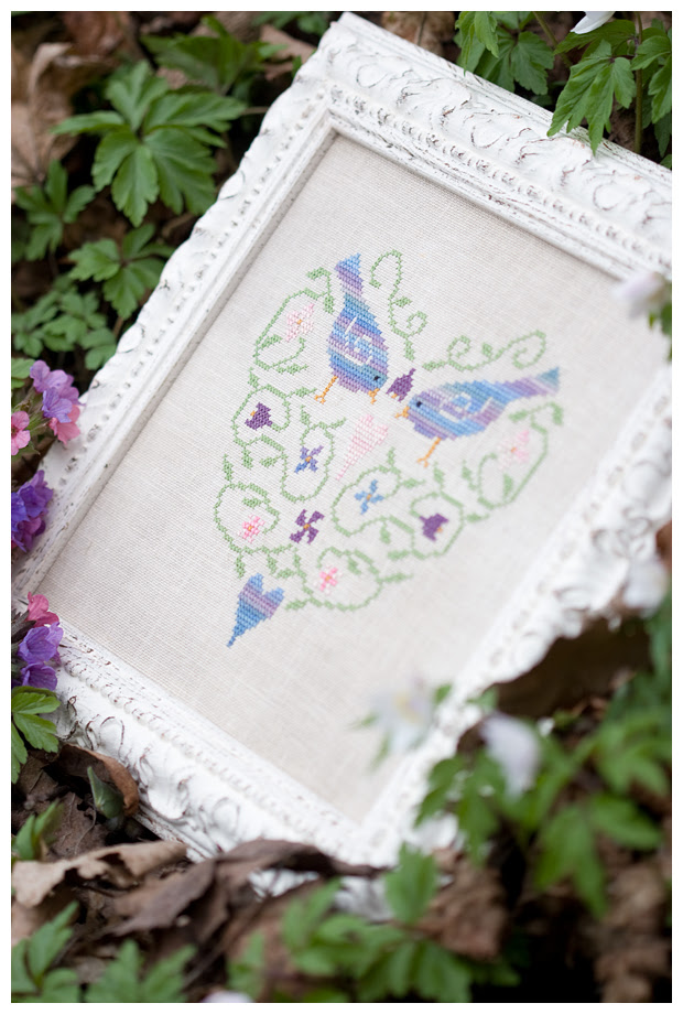 Coeur aux Oiseaux (Gwen R)