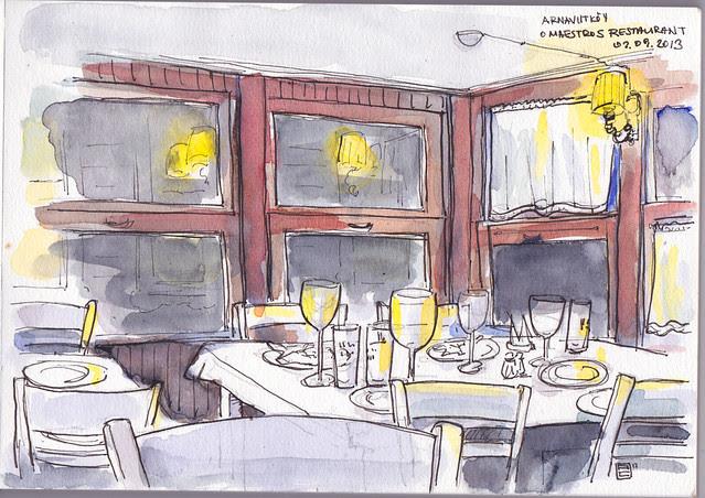 o maestros restaurant