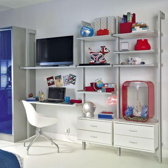 Boy s  bedroom  storage  Bedroom  storage  ideas  Shelving