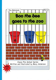 One of the books in Cayac's Pre-School Learning System
