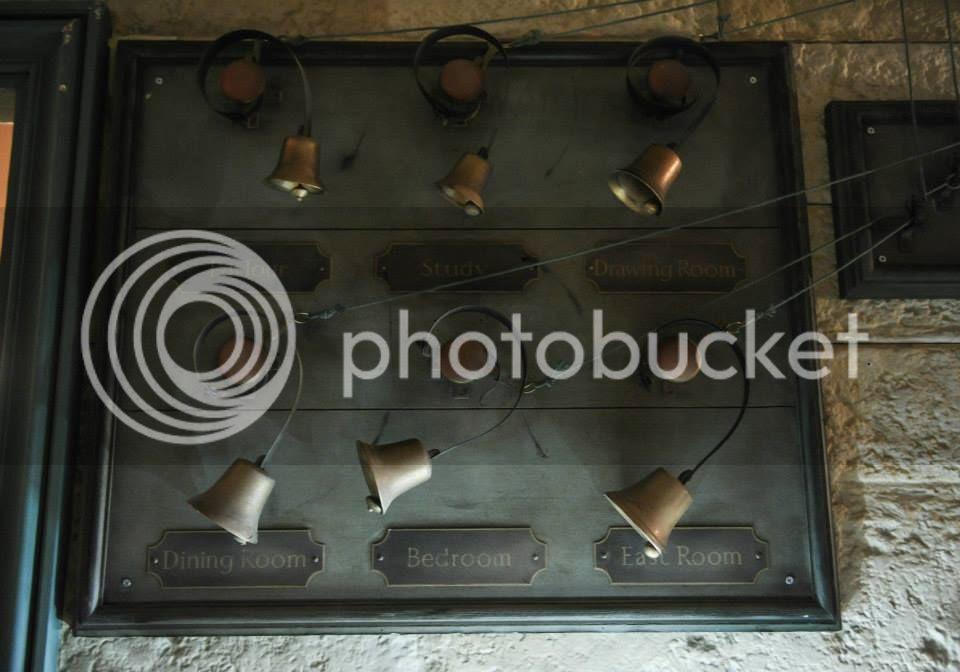 The Cellar Bells