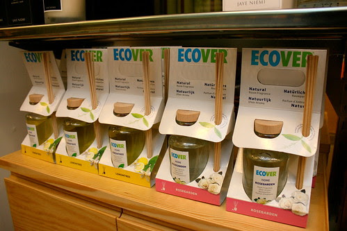Nice eco-friendly scents for the home