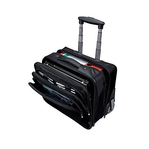 Mens Slazenger Logo Gym Travel Wheel Holdall Bag Size 70cm x 39cm x 38cm