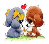 Imagenes Romanticos De Animales