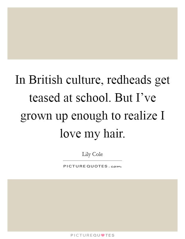 Teasing Hair Quotes Sayings Teasing Hair Picture Quotes