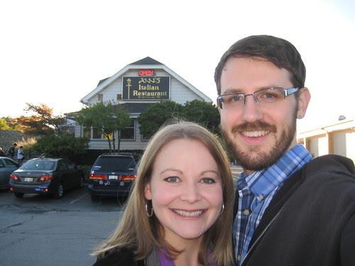 us at Ann's Italian Restaurant, Hales Corners