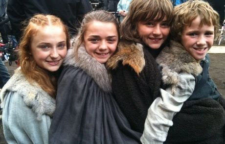 Stark Family House Stark Photo 24508428 Fanpop