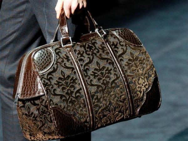 gucci1 Bolsas de viaje de Gucci otoño invierno 2012 2013