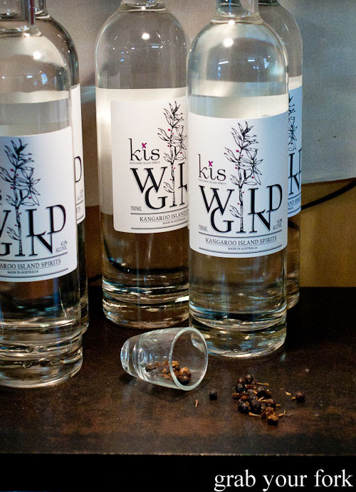 Wild gin by Kangaroo Island Spirits