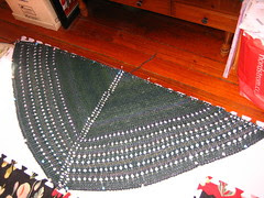 Ath-Uair Shawl completed