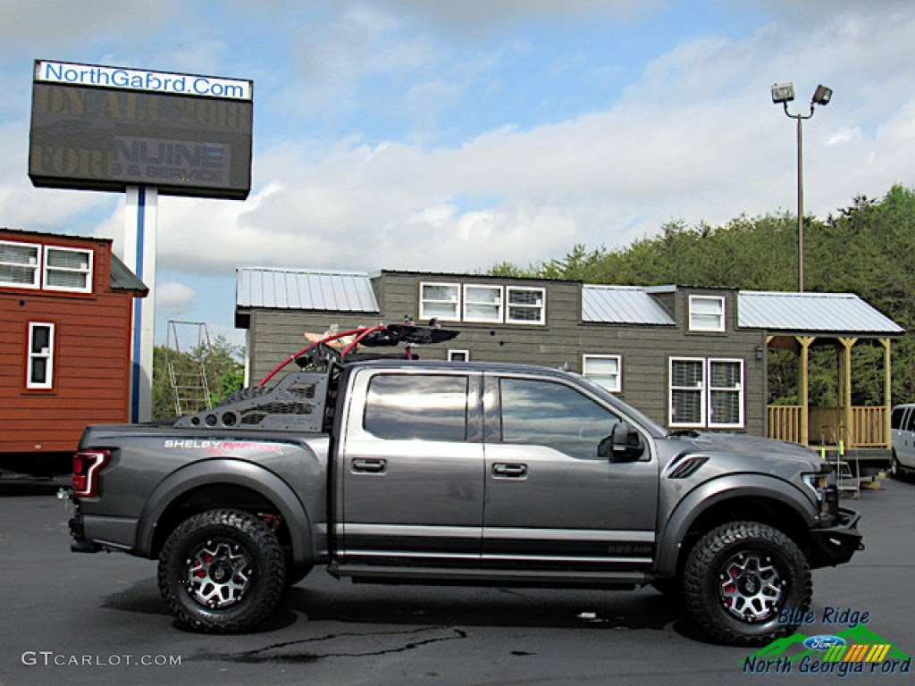 Magnetic 2019 Ford F150 Shelby Baja Raptor Supercrew 4x4