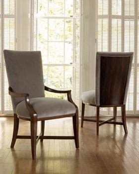 DINING ROOM CHAIRS OAK UPHOLSTERED | Chair Pads & Cushions
