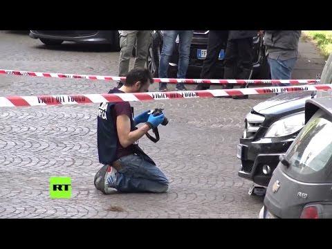 Explosión En Roma: Testigos Afirman Haber Escuchado Dos Explosiones