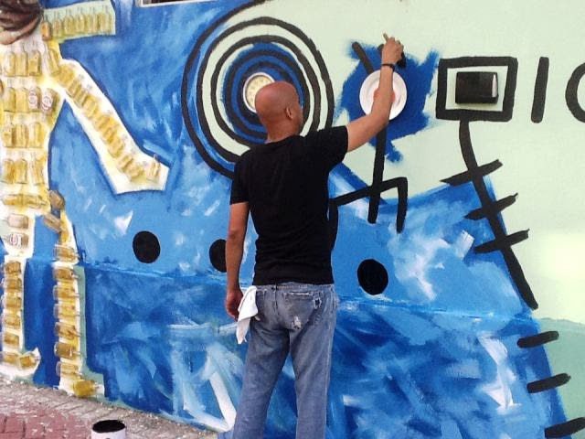 Proyecto De Murales Culturales