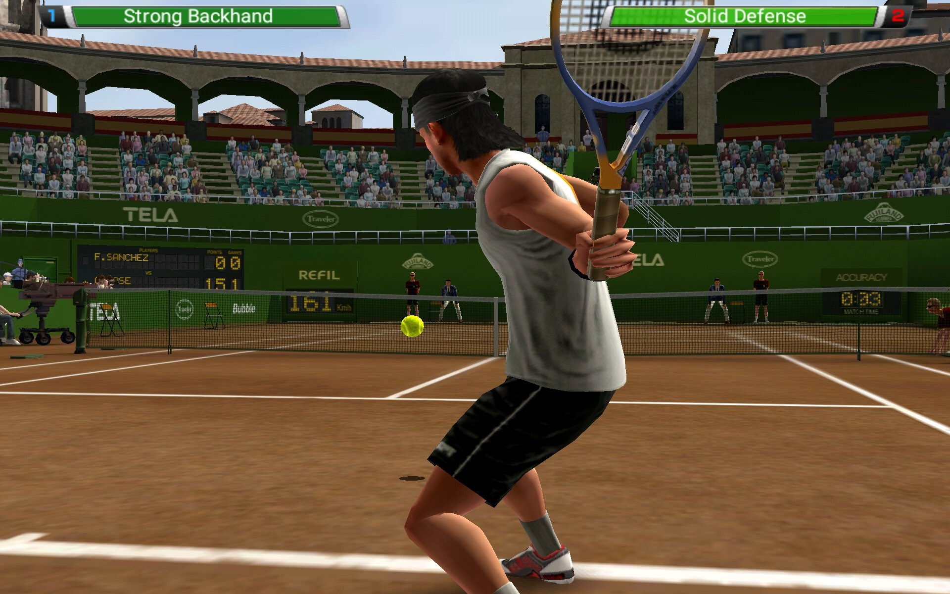 You can now play Wimbledon on your phone while sitting at Wimbledon screenshot