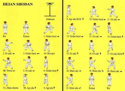 images  heian kata shotokan karate