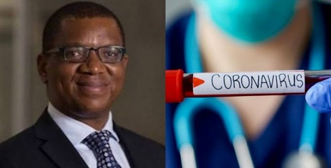 Nigerian Professor Finds Cure For Coronavirus, Begs FG To Bring Patients For Him To Treat