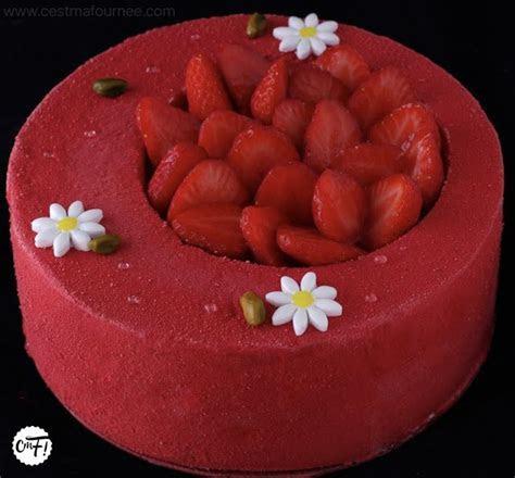 Gateau aux fraises tagada cyril lignac ? Les recettes