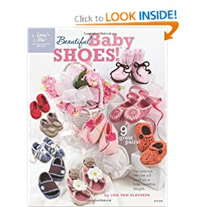 Baby Bootie Crochet Patterns