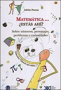 """Portada del libro """"Matemática ¿Estás ahí?"""""""