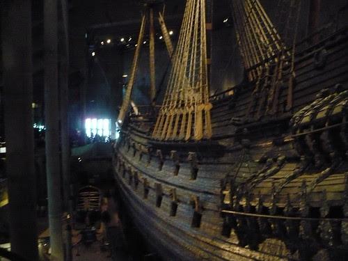 Swedish Man of War Ship Vasa