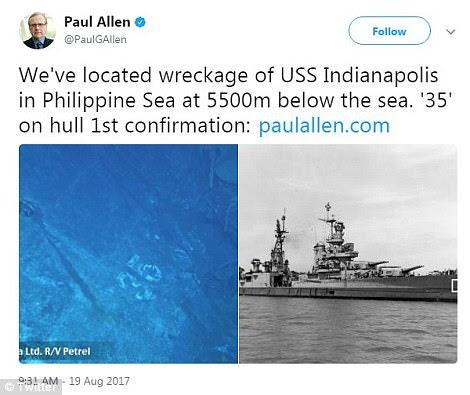 Resultado de imagen de Paul Allen US Indianápolis