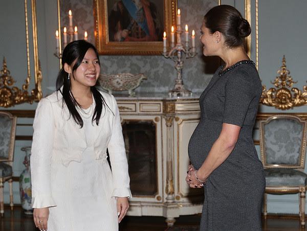 Księżniczki na Zamku Królewskim, 12 listopada